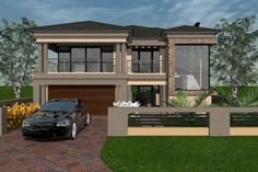 Double Storey House Plans, Building Costs, Exhibition Stand Design, Detailed Drawings, Home Collections, All Design, Brick, Castle, Windows
