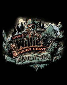 Oregon Coast Adventures T-Shirt   $10 Goonies tee from ShirtPunch today only!