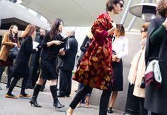 Весна в Милане. Часть 3 (MFW fall 2014, большая подборка) / Street Style /