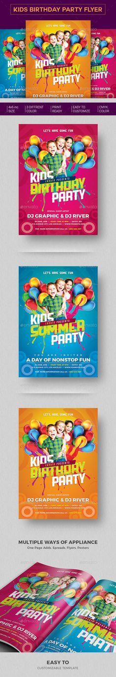 After School Program Flyer Great for schools, educational - daycare flyer