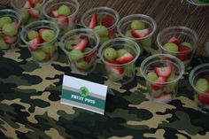 Army Birthday Party Ideas | Photo 12 of 12 | Catch My Party