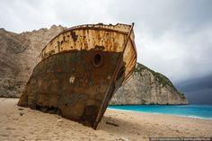Navagio, Zakynthos | The Most Spectacular Beach in the World