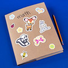 Bambi Cutie Stickers:     Take Bambi with you wherever you go with these fun Cutie stickers. They're perfect for book covers, notebooks, and photo albums!        Instructions:   Print the stickers on sticker paper (found at craft stores). If you don't have sticker paper, you can print the page on regular paper and use glue or double-sided tape to attach them to any surface you like!  Alternatively, you can attach magnets to the back of the stickers to place them on metallic surfaces like your refrigerator! Download: http://a.family.go.com/images/cms/disney/PDFs/bambi-cutie-stickers-printables-0211.pdf