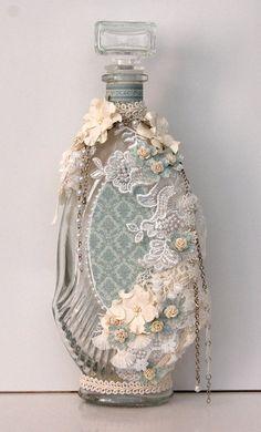Other: altered glass bottle *Pion Design*
