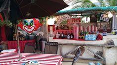 CarnEvil backyard Halloween 2015 my own props Halloween Carnival, Halloween 2015, Backyard, Patio, Backyards