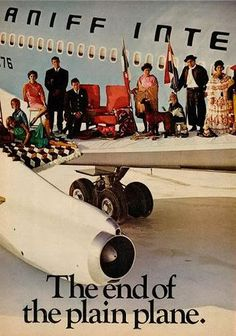 Come Fly With Me! Pan Am + Vintage Airlines | Modern Kiddo