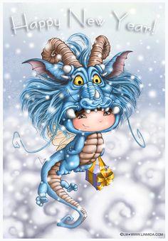 Dragon fairy-bug by LiaSelina.deviantart.com on @DeviantArt