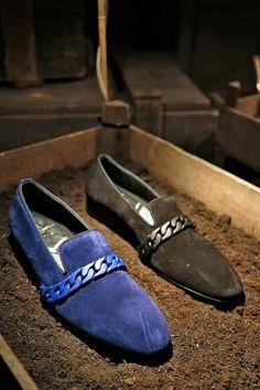 7b6e635cac9 Louis Leeman Paris   Spring Summer 2015 Loafer Slippers