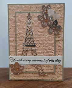 Forever Blossoms Cherish Every Moment, In This Moment, Cardmaking And Papercraft, Matching Gifts, Blossoms, Sally, Cherry Blossom, Stampin Up, Card Making