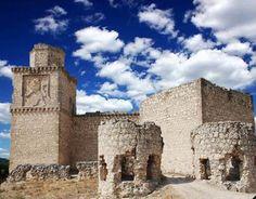 Castillo de Barcience, Toledo, España