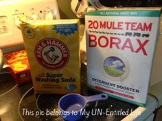 do it yourself quick and easy laundry detergent. 4 ingredients!! It takes 20 minutes to make and will save you a lot of money!
