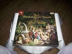 411)💿 LP: Bach, Brandenburgische Konzerte, Preis 15€
