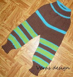 Ordentlige bleier: Monsterbukse oppskrift Baby Knitting Patterns, Crochet, Barn, Fashion, Kids Pants, Tejidos, Tricot, Tutorials, Moda