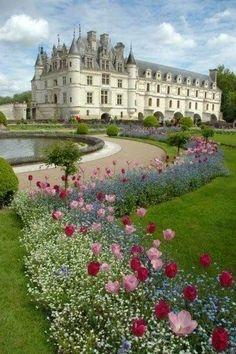 Château de Chenonceau - France Visto