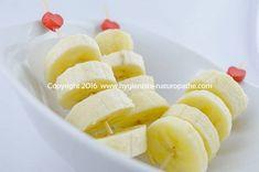 Bon appétit mes amis !  un petit goûter simplement bon :-) #recette saine et gourmande