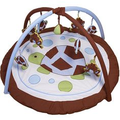 """Mr. and Mrs. Pond Activity Play Gym - Pam Grace Creations - Toys """"R"""" Us"""