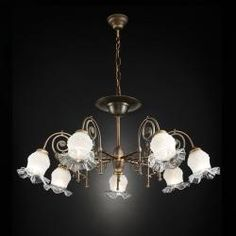Tuscanor - Traditional Ceiling Light - TUSLU 1716/7