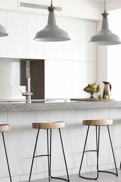 Concrete kitchen | I