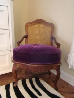 daughters diminutive french chair~