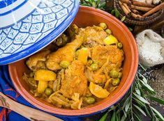 Author and entertaining expert Nathan Turner is making a delicious dish with chicken, lemon and green olives. Healthy Cooking, Cooking Recipes, Healthy Recipes, Indian Food Recipes, Ethnic Recipes, Turkey Dishes, Family Meals, Family Recipes, Yum Yum Chicken