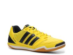 Love these; Streamlined, festive and comfortable, I'm sure, because I have some Sambas, which feel great.    adidas Men's Freefootball Top Sala Indoor Soccer Shoe