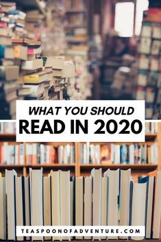 MUST READS FOR 2020: What should you read in 2020? Check out the best books I've read in 2020 and my reading list so far! #book #reader #reading #bookstagram #read #readinglist #2020 #library #mustread #bookquote #bookshelf Reading Goals, Reading Lists, Books To Read, My Books, Narrative Story, Long Books, Black Authors, What Book, What To Read