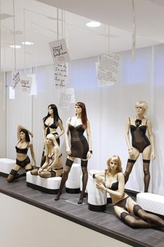 23dccfeb0c9 Used mannequins and dress forms for sale. Instore Marketing Voyage ·  Lingerie Stores