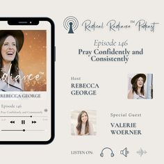 Have you ever just wanted someone to walk alongside you as you do the thing - the thing that makes your heart come alive and leaves our world more like Jesus than we found it? I'm a girl wildly passionate about helping women blend what they love with the Jesus who makes them shine! Welcome to the Radical Radiance™ podcast!