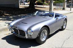 1953 Maserati A6G/2000 Frua Gran Sport (s/n 2190)