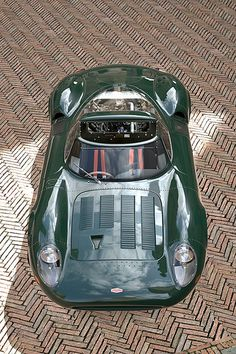 1966 Jaguar XJ13 - Take it from the top!