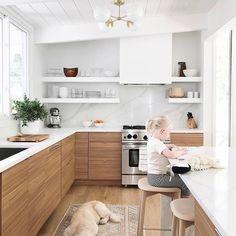 Kitchen island, small space kitchen, kitchen dinning, small spaces, e Kitchen Dinning, Home Decor Kitchen, New Kitchen, Home Kitchens, Kitchen Decorations, Awesome Kitchen, Wooden Kitchen, Kitchen Sink, Ikea Small Kitchen