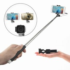 Find More Holders & Stands Information about Mini Wired Selfie Holder Stick with Mirror for Huawei P9 Gopro iPhone 6 6S Plus SE 5S 5C 5 Samsung Galaxy S6 S7 Edge Note 3 4 5,High Quality s7 car,China s7 table Suppliers, Cheap mirror head from Neuss Store on Aliexpress.com