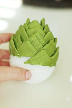Studio 5 - Decorating with Pine Cones