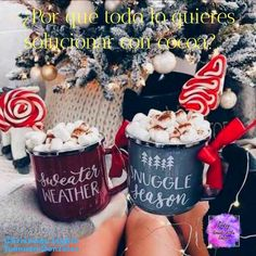 Cocoa, Mugs, Tableware, Dinnerware, Tablewares, Theobroma Cacao, Mug, Hot Chocolate, Place Settings
