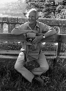 """Henri Cartier-Bresson (August 22, 1908 – August 3, 2004) was a French photographer considered to be the father of modern photojournalism. He was an early adopter of 35mm format, and the master of candid photography. He helped develop the """"street photography"""" or """"real life reportage"""" style that has influenced generations of photographers who followed."""