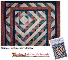 Southwestern Quilt Patterns   ... great southwestern colors and it was completed by her sister, Candy