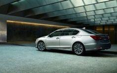 Acura RLX 2014 Elegant