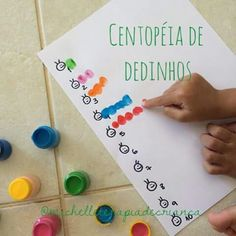 Resultado de imagem para caixa com numeros educação infantil