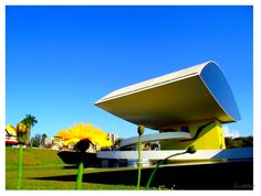 Museu Oscar Niemayer  Curitiba PR  Foto: Guto Ramos