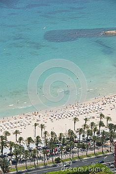 Beach, Alicante, Spain. Wat een aanrader, fijn klimaat, leuke winkels en heerlijk eten en drinken!