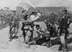 What Happened During the Boxer Rebellion? Execution of three anti foreign officials in Paoting-fu, during the Boxer Rebellion. On June 18, 1900, the Empress Dowager ordered all foreigners to be killed. Several foreign ministers and their families were killed before the international force could protect them. On August 14, 1900, the international force took Peking and subdued the rebellion. The Boxer Rebellion weakened the Ch'ing dynasty's power and hastened the Republican Revolution of 1911.