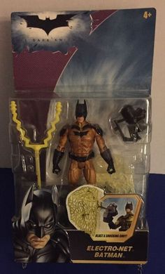 Electro Net Batman 5 1 2 inch Action Figure with Access NIP | eBay