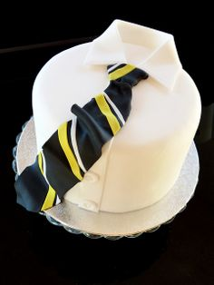 Father's Day Cake by Mina Magiska Bakverk (My Magical Pastries), via Flickr