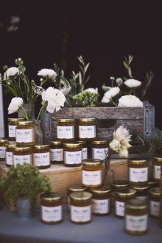 Alexa & Matt | Bash Please | Honey Gift Favors  Wedding Inspiration | The Cordelle