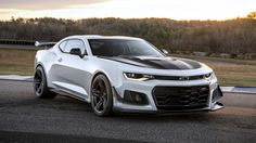Behold the 2018 Camaro ZL1 1LE, the most hardcore of Camaros