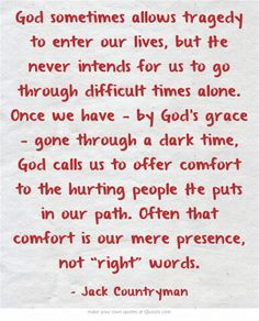 ❤️ God can see the full picture and knows exactly why each of us must go through such incredibly hard trials! It is so hard to see the light and the reason for this trial, but I will do my best to trust in Thee for I know that Thou wilt take care of me. Great Quotes, Quotes To Live By, Me Quotes, Inspirational Quotes, Cool Words, Wise Words, Lord And Savior, God Is Good, Word Of God