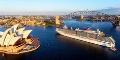 Carnival Legend Kicks Off Australian Cruise Season. Australia's biggest ever cruise season is officially underway. Melbourne, Sydney, Australian Cruises, Carnival Legend, Carnival Spirit, Australian Continent, Cruise Holidays, Alaska Cruise, Aussies