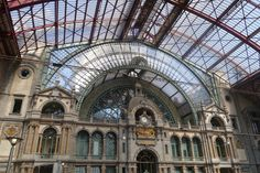 Where is this magnificent central station? Eurostar's new deals: thematuretraveller.co.uk Central Station, Travel News, Growing Up