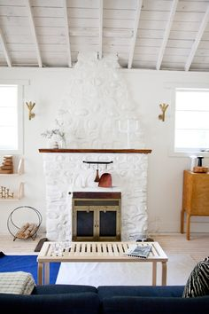 A FINNISH STYLE COTTAGE IN CANADA | THE STYLE FILES