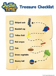 Printable Treasure Hunt Maps For Kids